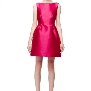 NWT Kate Spade open-back fit-&-flare dress